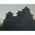 元旦は、夜勤だったので 3日初詣の熊本城🏯