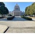 東京 国会議事堂 初めて生で見た!!
