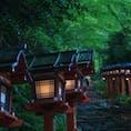 雨の日の貴船神社  #貴船神社 #カメラ練習 #また行きたいなぁ #旅の思い出