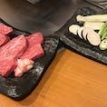 ニューオータニ★  ディナーでサクッと食べて帰る。  👍