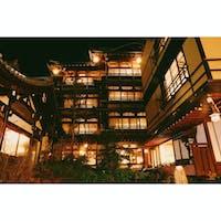 #長野#渋温泉#歴史の宿金具屋