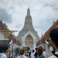 Bangkok (🇹🇭)Wat Arun  寺院が多い〜wat巡り楽しかったなぁ、