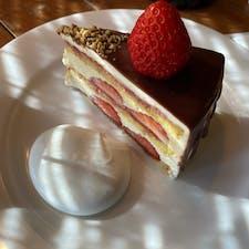 irodori イチゴショートケーキチョコレートがけ #伊豆#函南#静岡