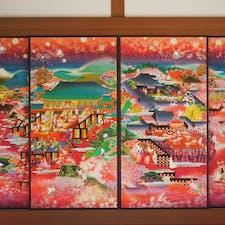 小野小町ゆかりの場所👘 思わず見入ってしまう華やかさ🌸 #京都 #随心院