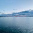 宮古島と伊良部島を繋ぐ伊良部大橋  #伊良部大橋 #宮古島