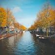 アムステルダム  #アムステルダム #オランダ #運河