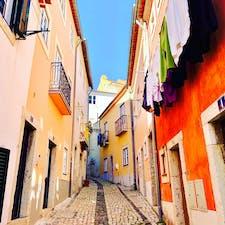 リスボン  #ポルトガル #リスボン #アルファマ