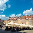 ポーランド ワルシャワ旧市街