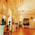 ワルシャワ王宮内部