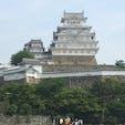 関西方面にツーリングで 寄った姫路城