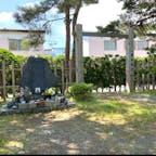 土方歳三最期の場所   #サント船長の写真 #歴史的人物の終焉地