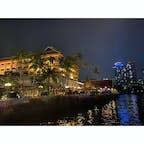 2020/1/27〜30タイ旅行🇹🇭 . 泊まったホテル! リゾート感あふれるとても素敵なホテルだった✨✨ #タイ#バンコク #アナンタラバンコクリバーサイドリゾート #チャオプラヤー川
