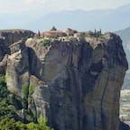 ギリシャ メテオラ修道院