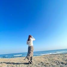 東条海岸🏄♂️🏄♀️  広々した景色に癒される〜