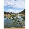 #岡山 リベンジマッチ。  #後楽園 #吉備津神社 へ。 ギリギリの天気、さすが晴れの国岡山。 これにて三代庭園制覇!
