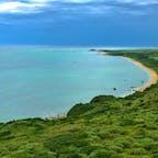 平久保崎灯台から見る景色  #平久保崎灯台 #石垣島