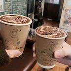 Sekigahara coffee stand 家紋ラテ。とてもおいしい。おすすめ。 #202103 #s岐阜
