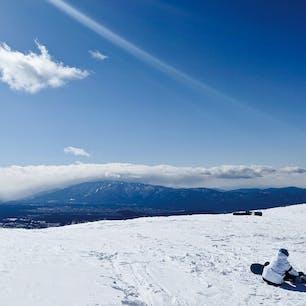 しらかば2in1スキー場🏂🌨  いつぞやの。 自粛明けたらまた行きたいな〜。 裏このはマスターしたい。