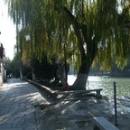 蘇州の運河