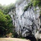 岩手 猊鼻渓 きれいな渓谷で舟下り 願いを込めた石を投げて入れば願いが叶う…?