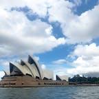 いつかのオーストラリア、いつかのオペラハウス。  #オーストラリア#Australia#豪洲#オペラハウス#☀️️🐨🇦🇺