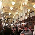 Hungary🇭🇺ブダペストにある最も美しいと言われるカフェ「ニューヨーク カフェ」 過去ピック。