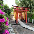 根津神社⛩
