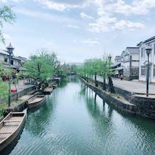 はじめての倉敷 大阪から近距離なのに行ってなかった事を悔む素敵な街でした。  #倉敷観光 #一人旅