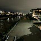 雨上がりの京都三条大橋
