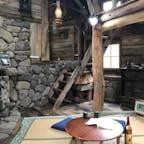 富良野 五郎石の家 北の国からで使われた家の中を見学できます。最初の家も同じ場所で見れます