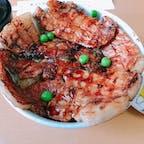 帯広 ぱんちょう 網焼きの豚丼 想像以上に美味しかった!