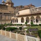 ジャイプル アンベール城