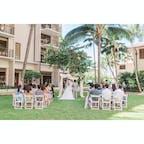 ハワイ ハワイウェディング ハレクラニホテル