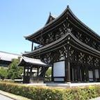 東福寺 三門 京都三大門です  #サント船長の写真 #京都 #門巡り