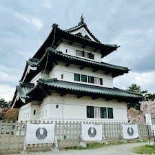 弘前城 石垣工事が終わったらまた行きたい