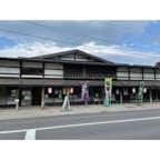 重要文化財「石場家住宅」 江戸時代中期の建築らしい 石場家は津軽藩政時代の豪商 現在は酒屋