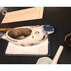 千葉 養老温泉 滝乃家 ひれ酒など骨酒は大好きですが、鮎が丸ごと入った骨酒は初めてでした