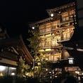 千と千尋の神隠しのモデルになったのではと言われている旅館です。