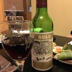 信州 五一ワインをいただきました。