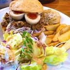 #プルドポークバーガー  #愛知 #田原 #Kaju Burger