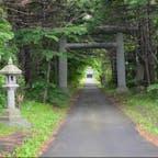 利尻神社  #サント船長の写真 #全国神社仏閣巡り
