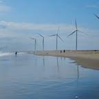 茨城県神栖市、風車