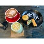 Dip cafe スムージー味も可愛さも最高💐 #202105 #s岐阜