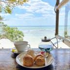 沖縄 浜辺の茶屋  感涙でした