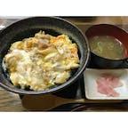八ヶ岳 中村農場 卵と鶏にこだわった親子丼。 美味しかった!