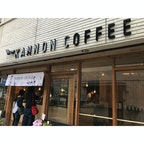 鎌倉 KANNON COFFEE 路地裏で発見! コーヒーの文字を見ると入りたくなります。コーヒー中毒。
