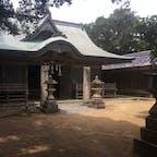 潮御崎神社 本州最南端に位置する、神社です。  #サント船長の写真 #日本最端シリーズ