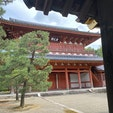 大徳寺  金毛閣 此の門の上に秀吉の激怒をさせた、利休の像を置いた話は有名ですが、此の像は今でもあるのかな?  #サント船長の写真 #京都 #門巡り