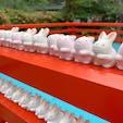 〰️Kyoto🇯🇵〰️ #岡崎神社