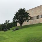 伊豆 MOA美術館 飾っている絵も素晴らしいけど、外観や内観の綺麗さに感動‼︎